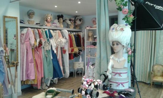 La collection de robes