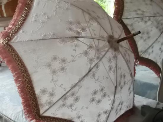 Petite ombrelle bambou 002